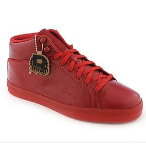 Reebok Shoes   Tyga X Reebok Red